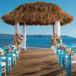 Now Amber Puerto Vallarta Wedding Gazebo