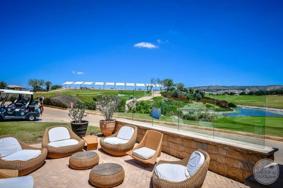 Golf Course Lounge