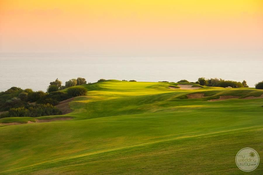 Golf Course Aphrodite Hills