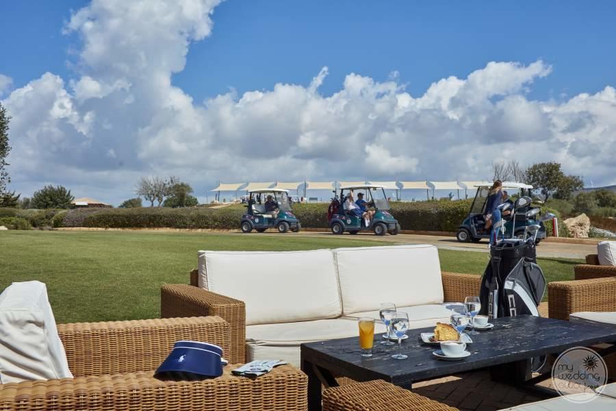 Golf Lounge Driving Range