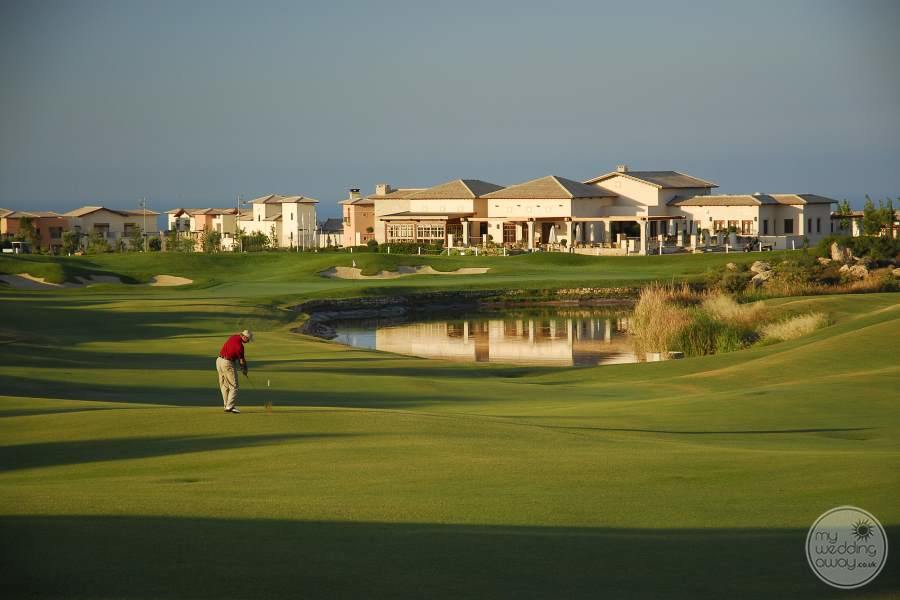 Golf and Club House