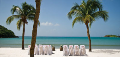 Carlisle Bay Wedding Venue