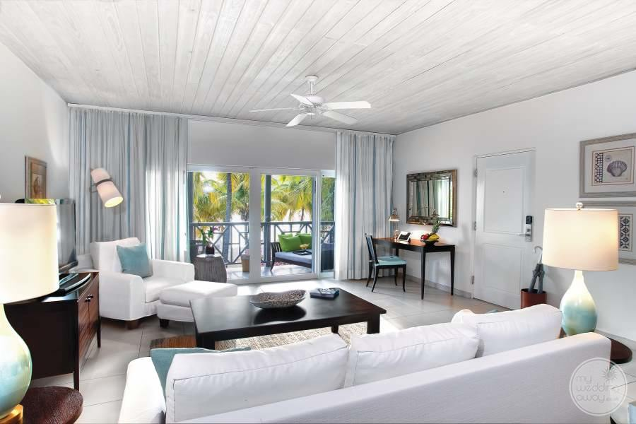 Ocean Suite Living Area