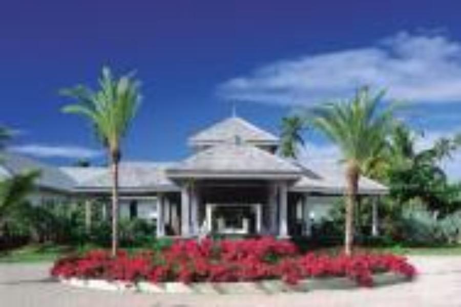 Carlisle Bay Resort Entrance