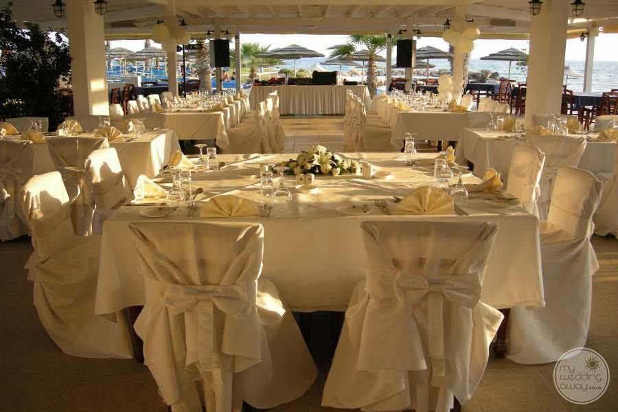 Evening Wedding Reception
