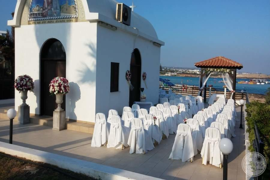 Adams Beach Hotel Wedding Chapel
