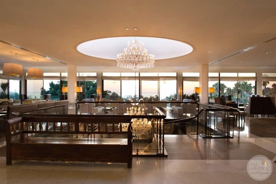 Almyra Hotel Helios Lounge