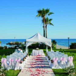 Amathus Beach Hotel Wedding Venue