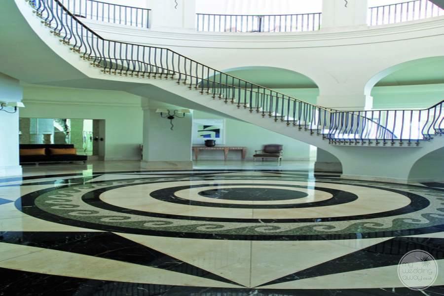 Anassa Hotel Lobby
