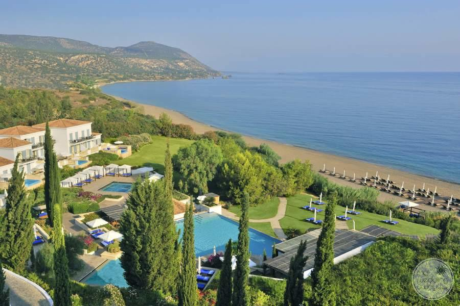 Anassa Hotel Resort Overview