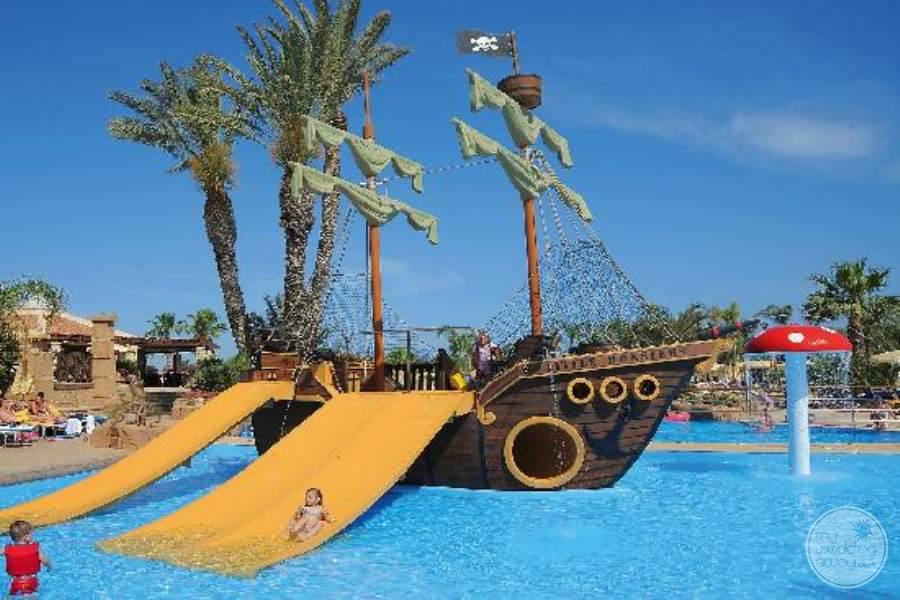 Childrens Pool Slide