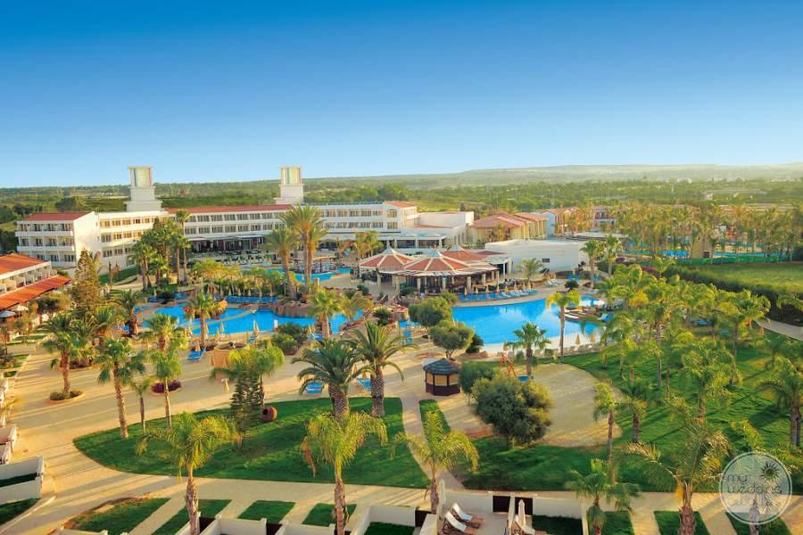 Ayia Napa Olympic Lagoon Resort View
