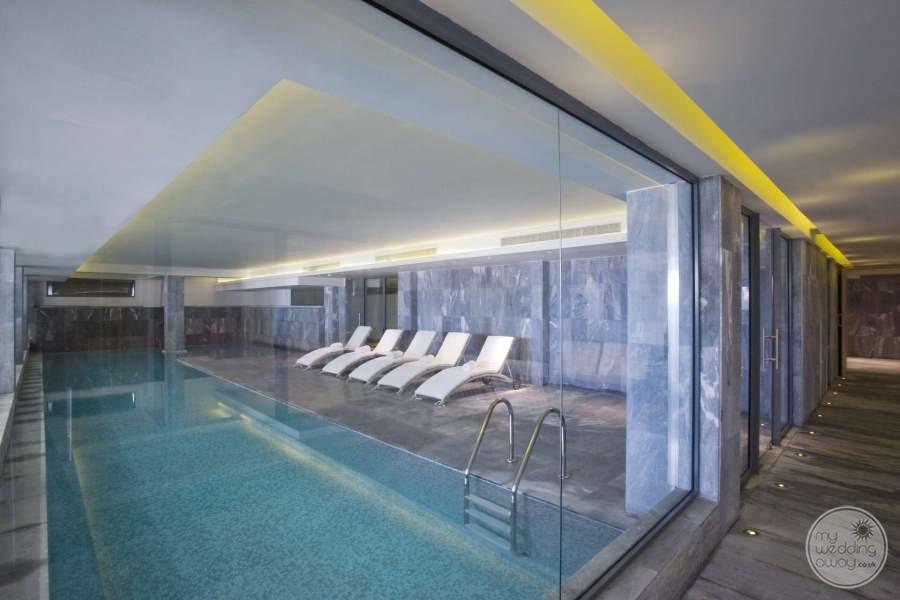 Oneiro Spa Swimming Area
