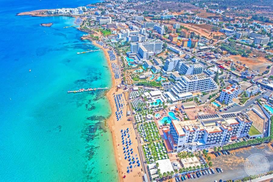 Constantinos The Great Aerial View