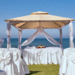 Constantinos The Great Beach Wedding