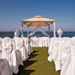 Constantinou Bros Athena Beach Wedding Venue