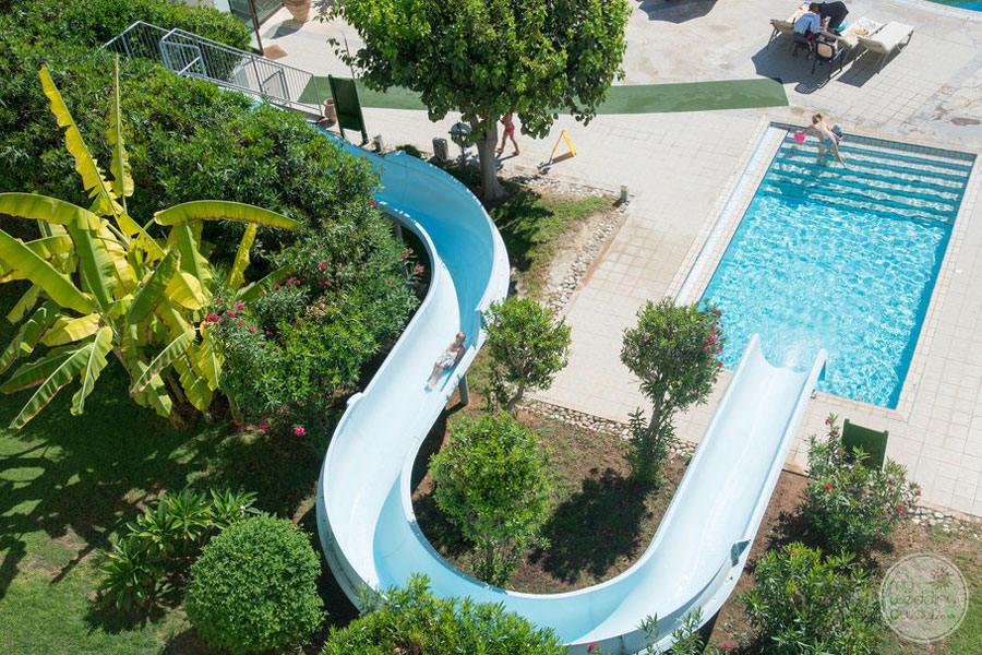 Constantinou-Bros-Athena Water Slide