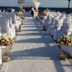 Elias Beach Hotel Beach Wedding