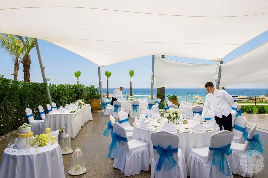 Blue Lagoon Reception