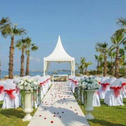 Paphos Olympic Lagoon Resort Wedding Venue