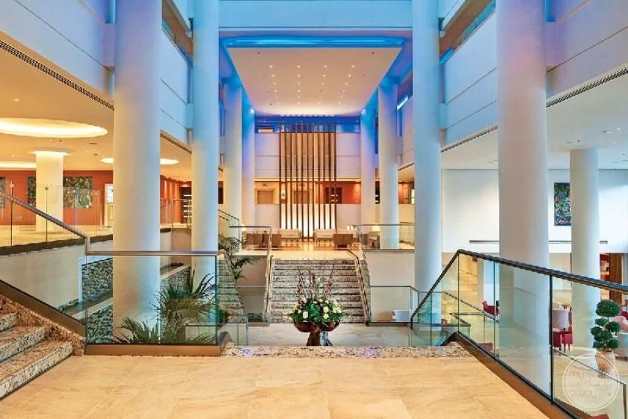 Paphos Olympic Lagoon Resort Lobby
