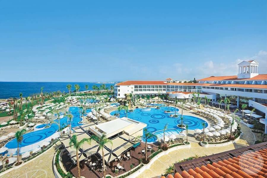 Paphos Olympic Lagoon Resort Overview