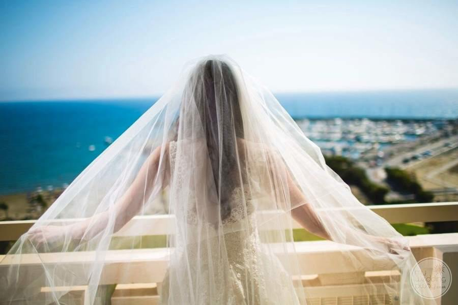 St Raphael Resort Bride