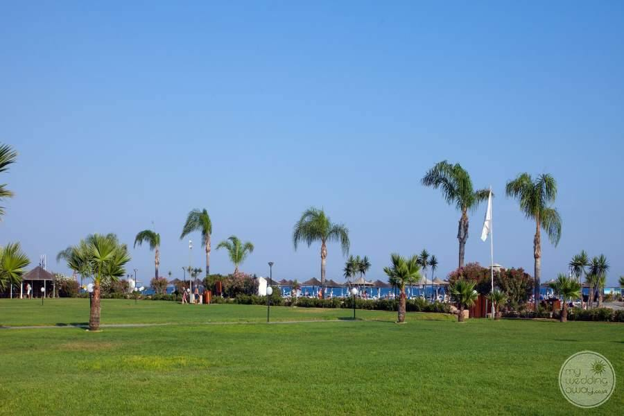 St Raphael Resort Grounds