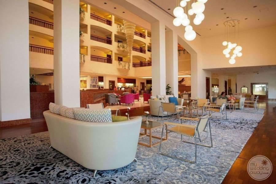 St Raphael Resort Lobby
