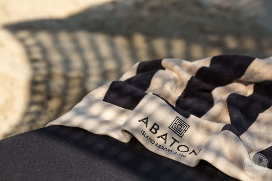 Abaton Island Resort Spa Beach Towel