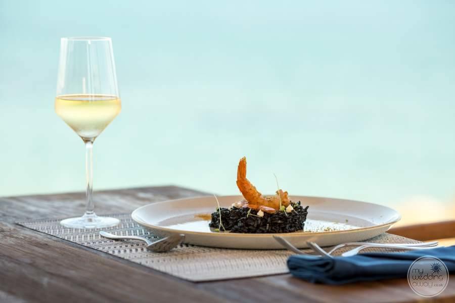 Abaton Island Resort Spa Exquisite Meals