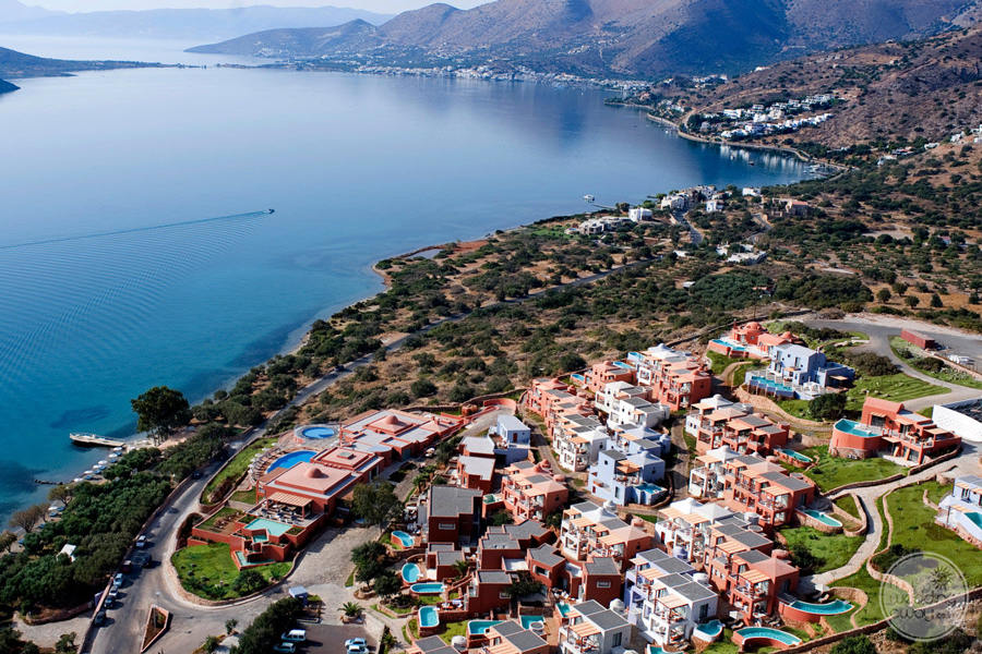 Domes of Elounda Resort Overview