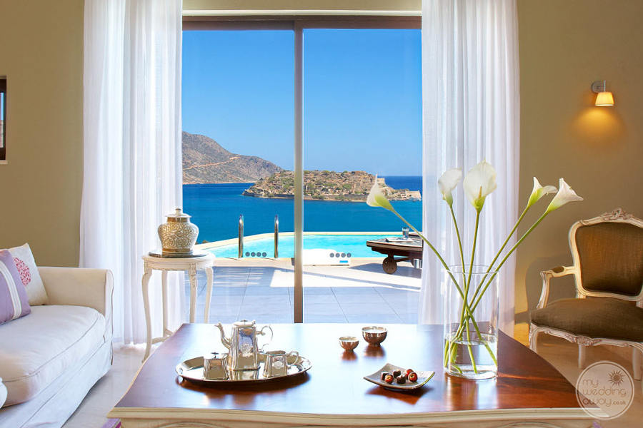 Domes of Elounda Room View