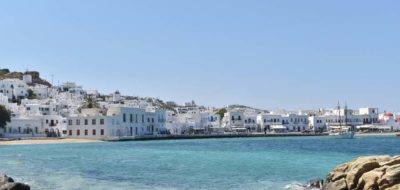 Wedding Abroad in MyKonos Greece