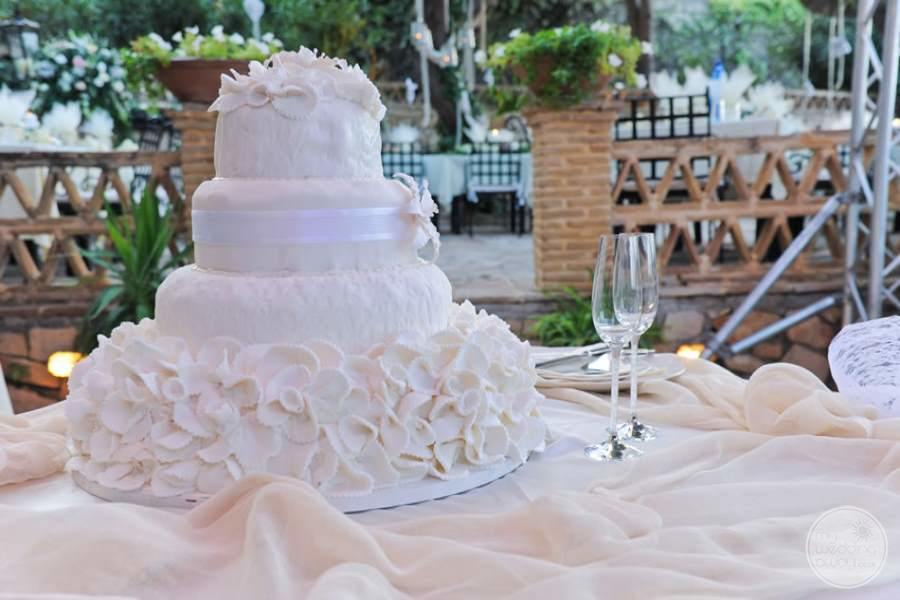 Aresti Wedding Cake