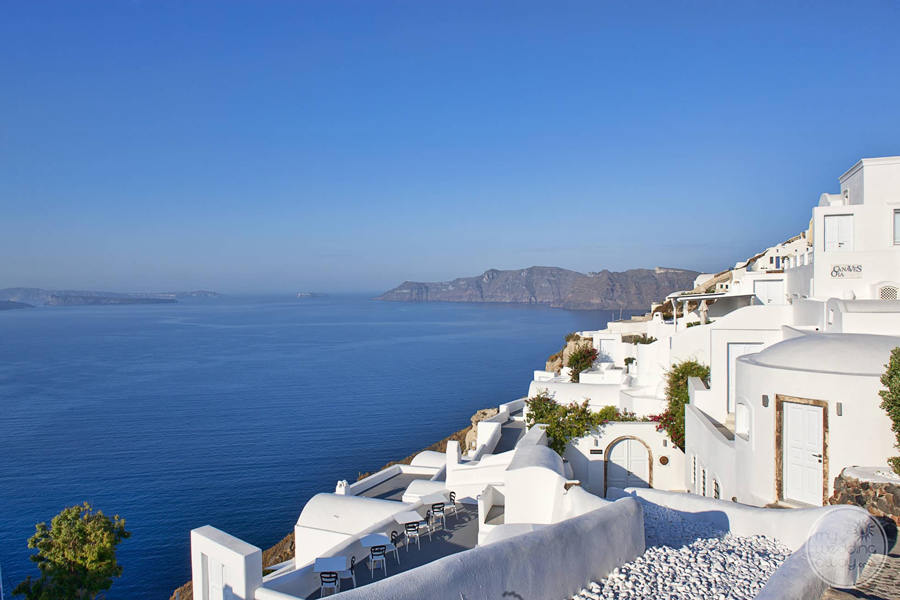 Canaves Oia Ocean View