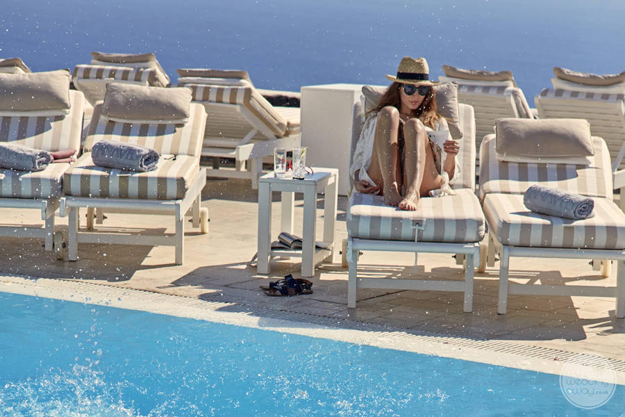 Canaves Oia Outdoor Relaxation