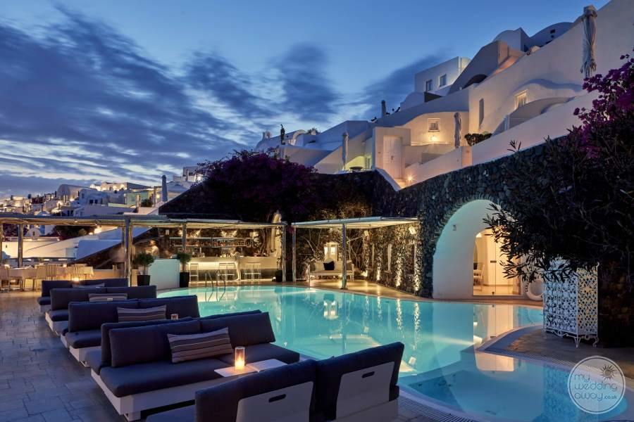 Canaves Oia Rooms and Pool