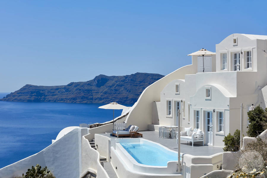 Canaves Oia Villas with Private Pool