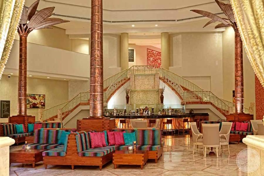 Iberostar Cancun Lobby Area