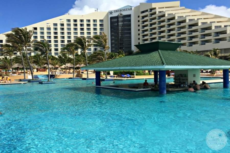 Iberostar Cancun Main Pool