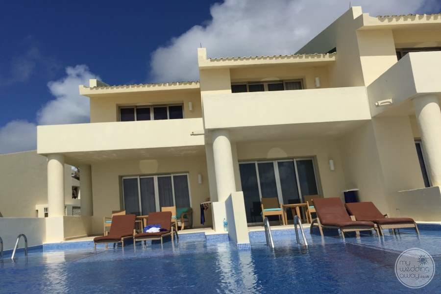 Iberostar Cancun Swim-out Rooms