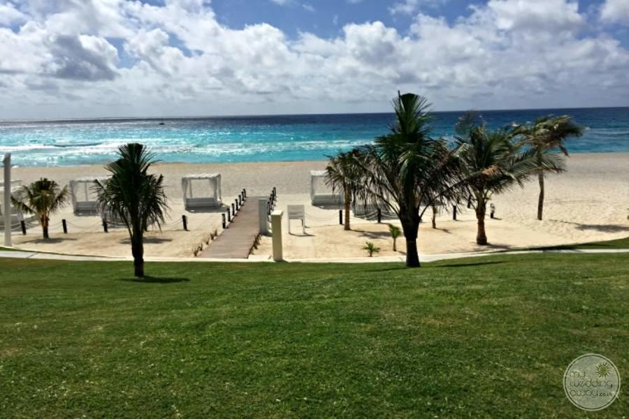 Iberostar Cancun to Beach