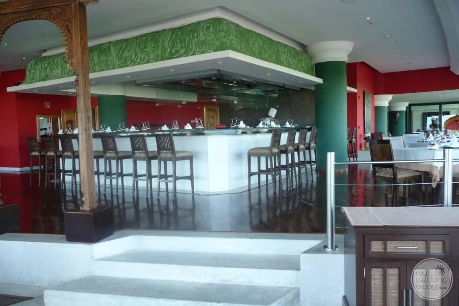 Iberostar Grand Hotel Paraiso Bar Area