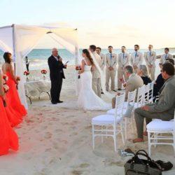Iberostar Grand Hotel Paraiso Beach Wedding