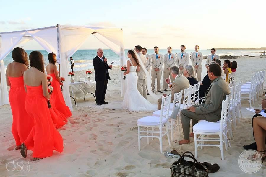 Iberostar Grand Hotel Paraiso Beach Wedding