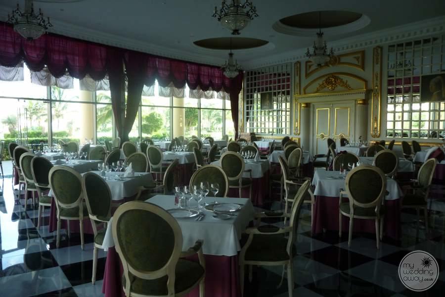 Iberostar Grand Hotel Paraiso Dining Restaurant
