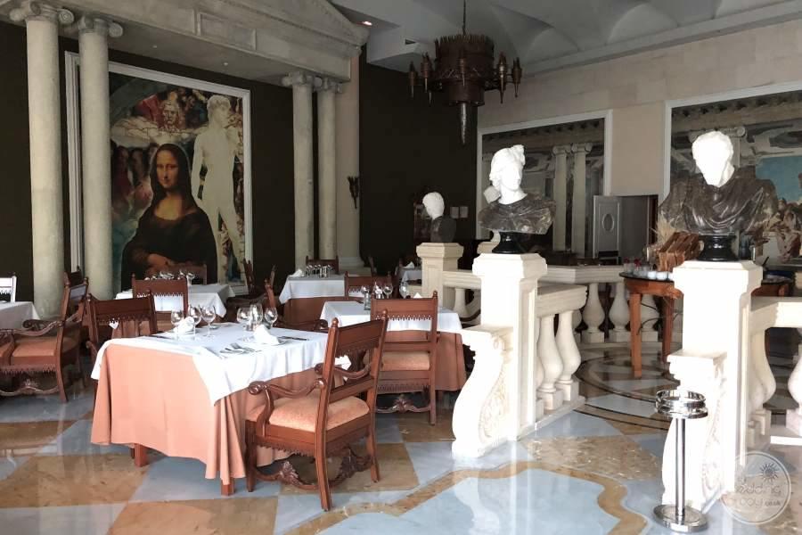 Iberostar Grand Hotel Paraiso Dining