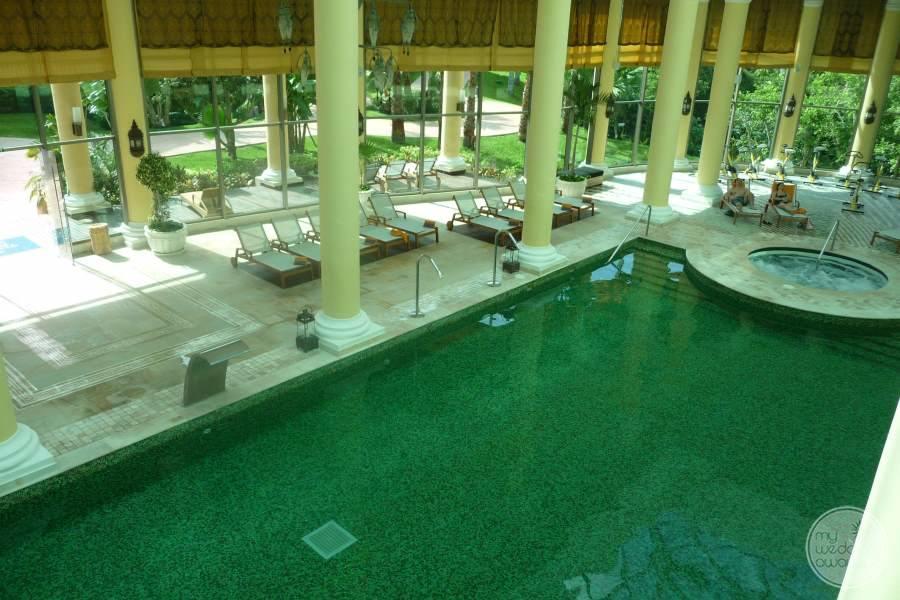 Iberostar Grand Hotel Paraiso Indoor Pool Area