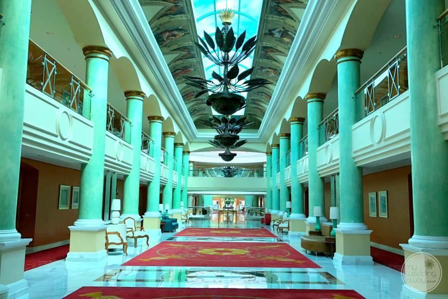 Iberostar Grand Hotel Paraiso Lobby Hall